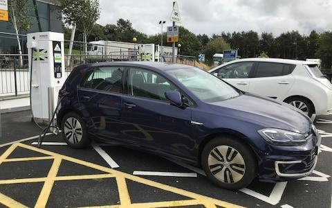 VW e-Golf long-term - Craig Thomas