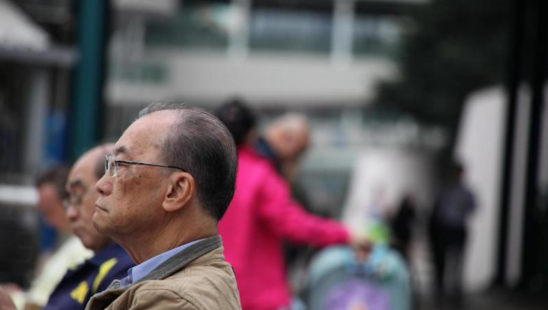 Pension reforms Hong Kong-style a far cry from France's social unrest