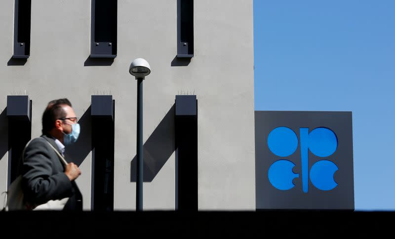 Saudi Arabia says OPEC+ moving to easing oil cuts on demand recovery