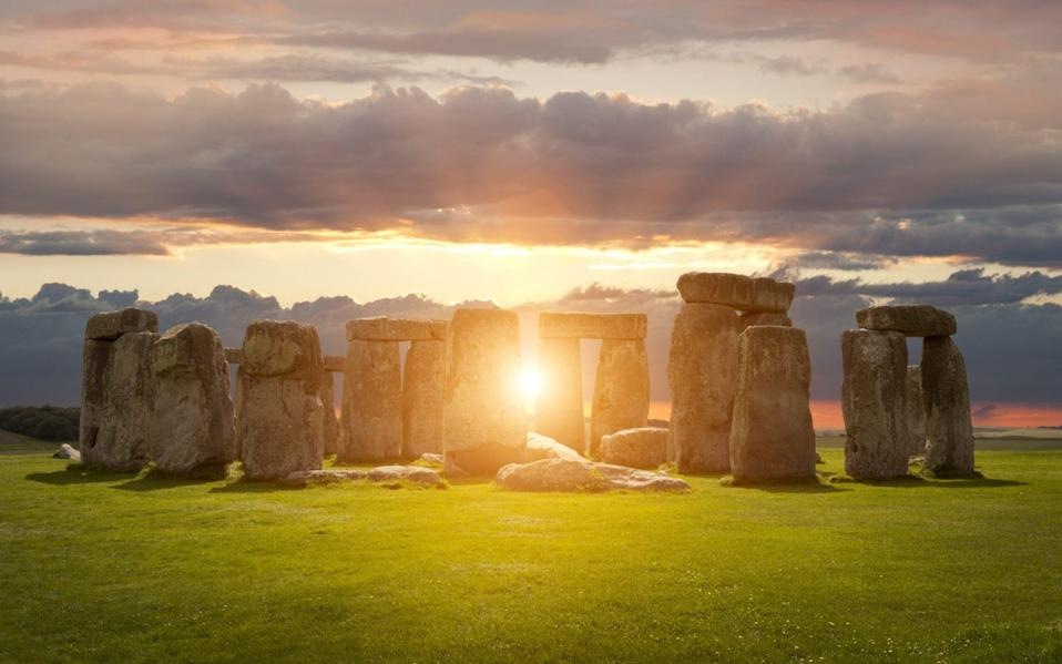 Stonehenge is the best-known prehistoric monument in Europe - Andrew Roland/Shutterstock