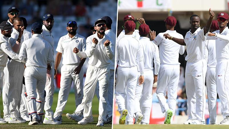 Dream11 Team IND vs WI Predictions: Tip to Select Best All-Rounders, Batsmen, Bowlers & Wicket-Keepers for India vs West Indies 1st Test Match 2019