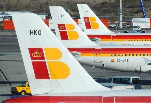 IAG flies into net loss; plans job losses at Iberia