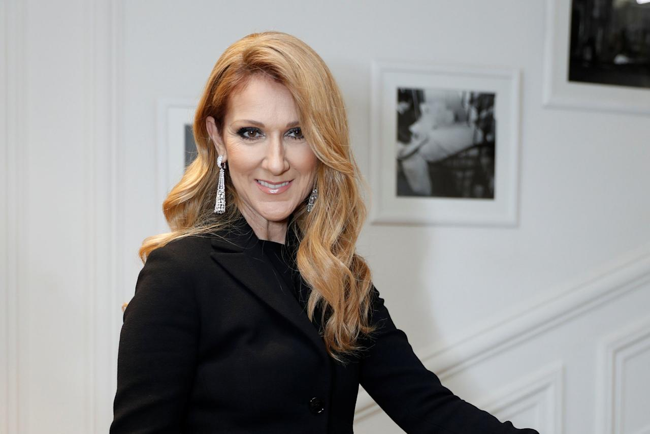 Celine Dion is selling off her property 01.09.2013 61