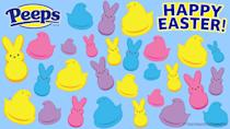 """<p>Peeps really come out to play during Easter, and this sugary-sweet background celebrates exactly that. </p><p><a class=""""link rapid-noclick-resp"""" href=""""https://twitter.com/PEEPSBrand/status/1248367577690243072"""" rel=""""nofollow noopener"""" target=""""_blank"""" data-ylk=""""slk:DOWNLOAD HERE"""">DOWNLOAD HERE</a></p>"""