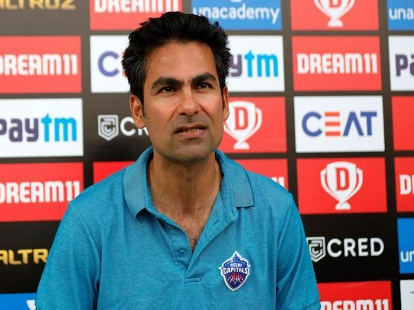 Delhi Capitals' assistant coach Mohammad Kaif (Photo/ iplt20.com)