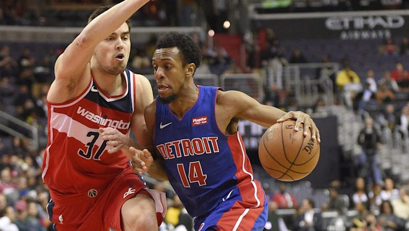 best service 55462 6c7eb Report: Wizards signing Ish Smith, signing-and-trading Tomas ...