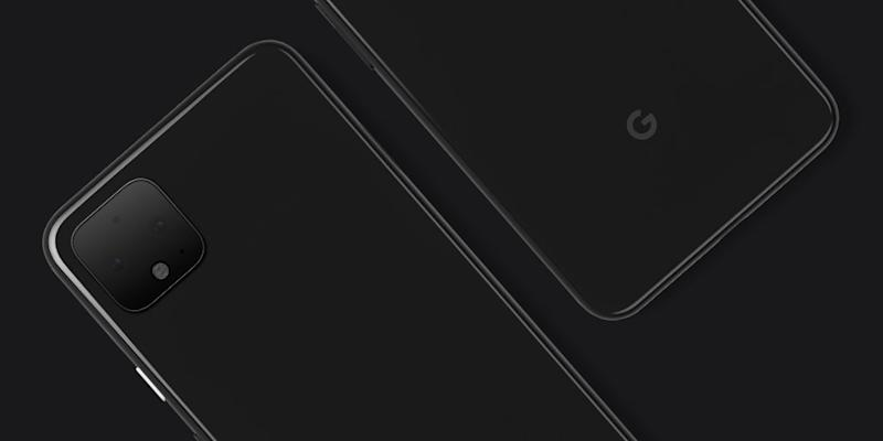 After weeks of leaks, Google tweeted out an official photo of its Google Pixel 4 smartphone. Source: Google/Twitter