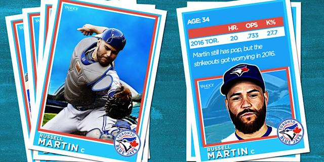 <p>The Blue Jays' Canadian content comes in the form of a power-hitting catcher and clubhouse leader. </p>