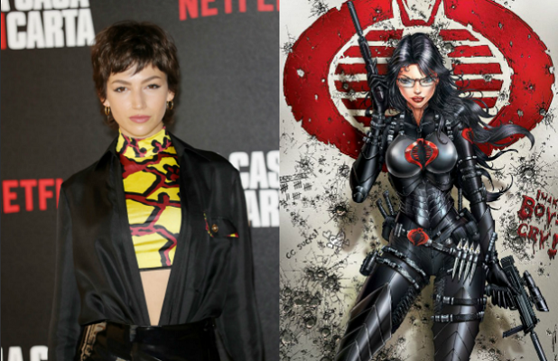'Snake Eyes': Ursula Corbero to Play Baroness in 'GI Joe' Movie Spinoff (Exclusive)