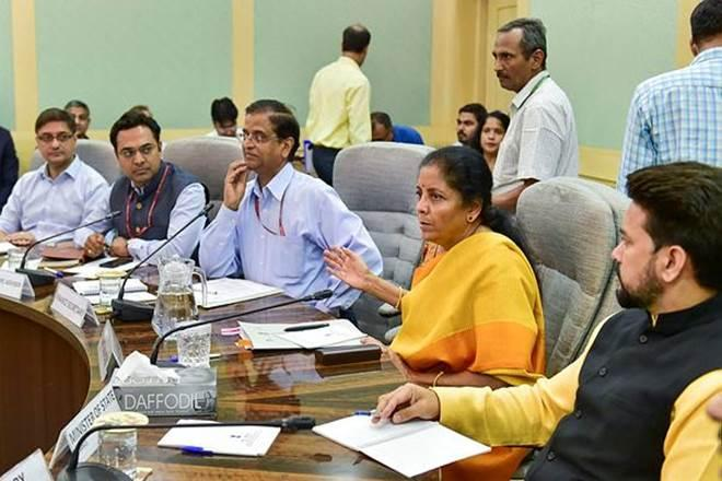 Union Budget 2019 India: Union Finance Minister Nirmala Sitharaman will present the Budget for 2019-20 on July 5 (PTI Photo)