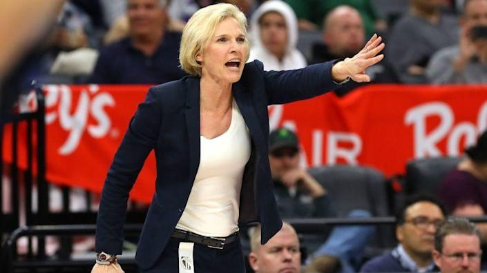 Vanessa Nygaard is taking this season off from coaching Windward to become a WNBA assistant.