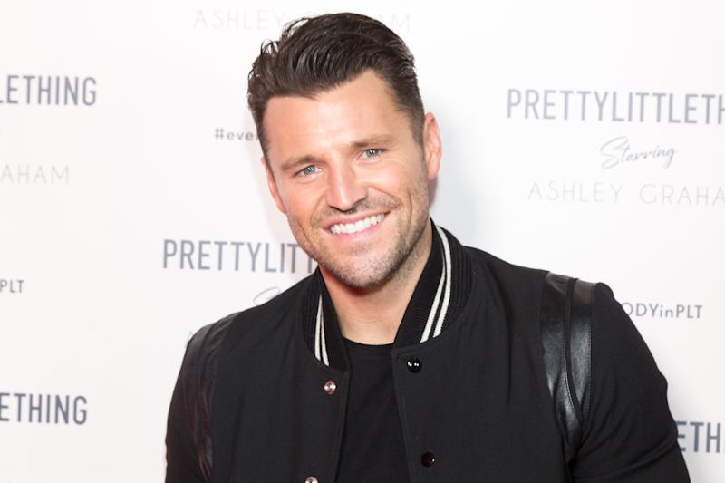 WEST HOLLYWOOD, CALIFORNIA - SEPTEMBER 24: Mark Wright attends the PrettyLittleThing x Ashley Graham Event at Delilah on September 24, 2018 in West Hollywood, California. (Photo by Greg Doherty/Getty Images)