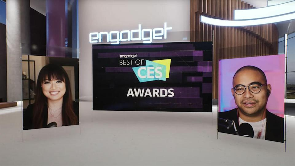 Engadget presents Best Of CES Awards