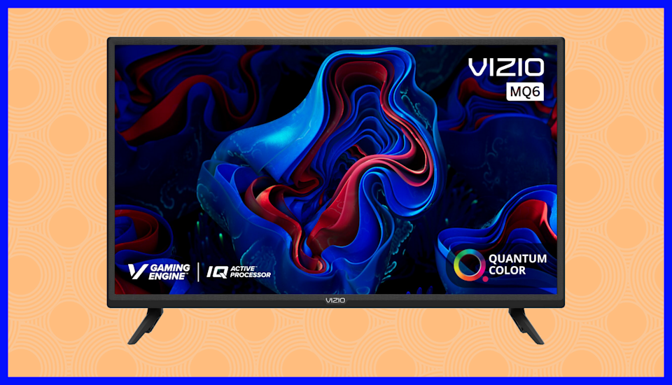 Vizio 50-inch 4K Ultra HD TV (M506x-H9). (Photo: Walmart)