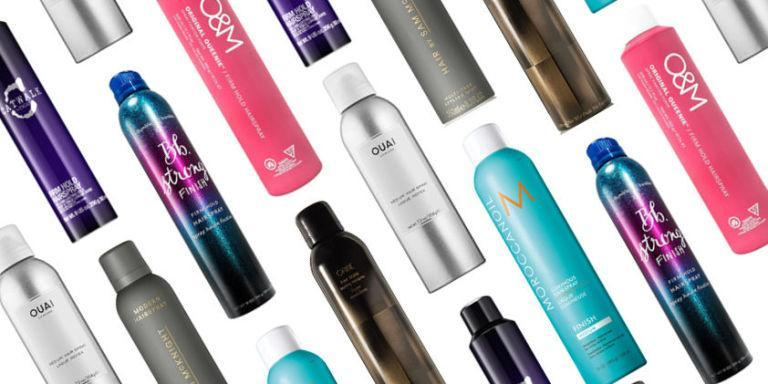 "<p>Alongside <a href=""http://www.elleuk.com/beauty/hair/beauty-tips/g31948/best-dry-shampoo/"" rel=""nofollow noopener"" target=""_blank"" data-ylk=""slk:dry shampoo"" class=""link rapid-noclick-resp"">dry shampoo</a>, hairspray is a staple in virtually every woman's hair routine. Fact.</p><p>A single spritz can boost volume for hours on end, keep intricate updos in place, lend otherwise frizzy locks a super-sleek finish <em>and even</em> tame those pesky flyways that have a habit of appearing out of nowhere. <br></p><p>But finding one that doesn't take your locks from silky soft and perfectly styled to crunchy, crispy and weighed down is no mean feat.</p><p>Until now, that is.</p><p>Meet the best hairsprays the ELLE Beauty Desk won't leave the house without consulting first. </p>"