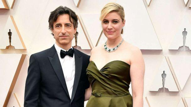 PHOTO: Noah Baumbach and Greta Gerwigarrive at the Oscars, Feb. 9, 2020, in Hollywood, Calif. (Amy Sussman/Getty Images)