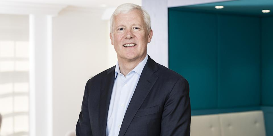 Andrew Williams, group CEO, Halma