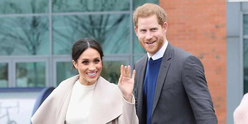 Prince Harry and Meghan Markle to honeymoon in 'Canadian national park'
