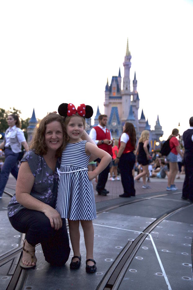 You can take great photos at Disney World without paying for them. Photo: <span>Cornelia Bazley</span>