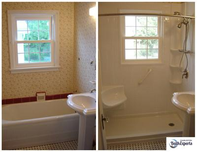 Bath Remodeling Experts Introduce Exclusive AntiMold And Mildew - Charleston bathroom remodeling