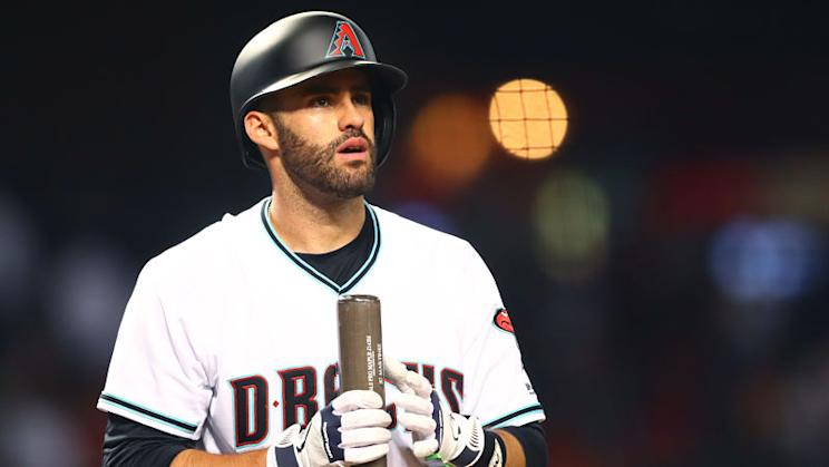 Free agent J.D. Martinez needs the Boston Red Sox as much as they need him. (AP)