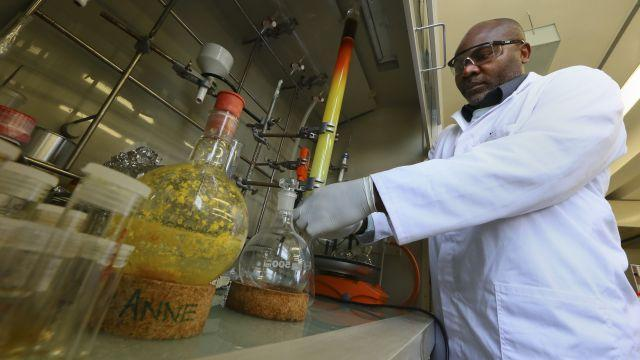 More scientists could help boost the continent.