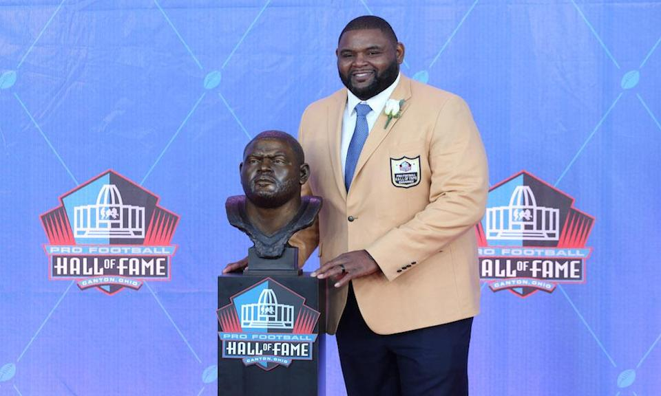 Ohio State football G.O.A.T offensive lineman - Buckeyes Wire