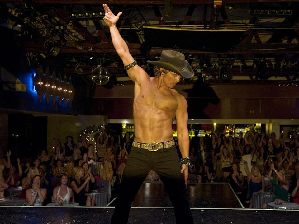 Magic Mike Warner Bros