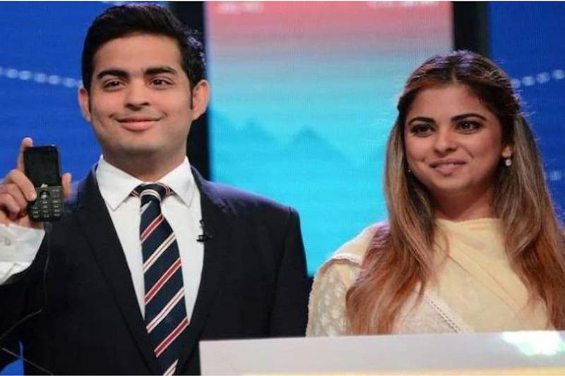 Isha Ambani and Akash Ambani Feature on Fortune '40 Under 40' List