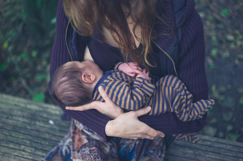 """Scores of parenting sites and Facebook commenters remind mothers, relentlessly, that """"breast is best."""" (lolostock via Getty Images)"""