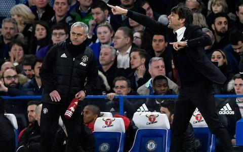 "Antonio Conte has risked reigniting his row with Jose Mourinho by suggesting his 100-game Chelsea win-rate is better than the record held by the Portuguese. The Premier League victory over Burnley meant that Conte completed his first 100 games in charge with 65 wins, which is the second-highest ratio of any Chelsea manager after Mourinho. But Conte believes his success, which included winning last season's Premier League title, has come under more difficult circumstances than Mourinho's 72 victories from his first 100 games. Conte highlighted the fact that his record, which he insisted should have been better, was achieved following the club's 10th-placed finish. The Blues had been runners up when Mourinho first took over in 2004. Ahead of his 101st Chelsea game, Sunday's FA Cup semi-final against Southampton, Conte said: ""For sure, this is a good stat, but I know that, this season, we could have done better. ""Mourinho was 72 in the first 100? We are talking about a great manager. Don't forget that the first 100 games with Mourinho were many years ago. Now it's not simple, I think. To have this type of results in this moment, in this present Chelsea. I must be pleased for the players, for the club, but, for sure, we could do better."" Mourinho and Conte have clashed several times in the last two seasons Credit: EPA Asked why his first 100 games in charge were harder than Mourino's, Conte added: ""Because it's a different era. A different era in the history of the club. Only for this reason. ""I won a title with Juventus after two seventh places. When you win a title in this way, it's a great, great achievement. Not a simple achievement. ""Last season we [Chelsea] won a title after a 10th place. When you win a title in this way, it means it's a great, great achievement. Not a simple achievement, only because your name is Chelsea and it's normal because, in the past, you won many titles. You have to see the era you are going through."" Conte traded insults with Mourinho earlier this season, but the two men shook hands before the last game between Chelsea and United in February. The Italian's latest comments may well provoke a response from Mourinho, with the prospect of Chelsea meeting United in the FA Cup final very much alive. While Chelsea take on Southampton in the semi-finals, United face Tottenham at their temporary home, but Conte does not believe Spurs have an advantage in the competition because all the remaining games will be played at Wembley. He said: ""I think that Tottenham is a great team. If they have an advantage it's only because of this."" Conte doubts he could carry on as long in management as Arsene Wenger Credit: ARSENAL FC Conte joined the list of managers to pay tribute to Arsene Wenger, who has announced he will stand down from his position as Arsenal manager at the end of the season. And the 48-year-old admitted the pressure of modern-day management means it is unlikely that he will carry on in the industry that long. ""In the past, the managers could stay in England and work for the same club for many years,"" said Conte. ""When you know this and have this possibility, you live football and you stay more relaxed because you know you have time to work, to show the importance of your work. ""In the present, football is not the same like the past. In England, you can see this difference. Now every club is ready to change, no? To change manager if you don't get results. If you don't win. I think to live football in this way, your career could be less long, less long. ""Because you live football with more pressure than in the past."" Chelsea have been ordered by the Professional Football Compensation Committee to pay up to £2.5 million to Exeter City for teenager Ethan Ampadu – which is £500,000 less than the Blues originally offered. It is believed League Two club Exeter were looking for at least £5 million for 17-year-old Ampadu, who has made seven first-team appearances in his first season at Chelsea before injury ruled him out for the remainder of the campaign. But the PFCC ruled that Chelsea must pay an initial fee of £850,000, a further £450,000 and potential further payments up to £1.25 million based on first-team appearances up to 50. Exeter will also receive 20 per cent of any profit made by the Blues should they sell Ampadu. Ampadu has impressed in a Chelsea shirt so far Credit: GETTY IMAGES Exeter chairman Julian Tagg, said: ""To say that we are disappointed is an understatement. We are disappointed for our fans, our academy, which works so hard on producing talented young players like Ethan and for our management and coaching team who bring these players into the first team and beyond as part of supporting the work of the FA in its objective to produce international players of the highest quality which we believe we have done. ""However, above all, we are disappointed for football as we feel this decision sends the wrong message in terms of financial reward for those owners, chairmen, managers and coaches up and down the country who are also working as hard as us to improve their clubs by producing talented home-grown players for both club and country. ""At this stage, we have no written justification for the decision taken by the Professional Football Compensation Committee. We have been told that this will come within the next couple of weeks and once we receive this we will be communicating that to our supporters."""