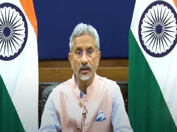 External Affairs Minister (EAM) S Jaishankar speaking at the inaugural session of INDO-ASEAN: Business Summit & Expo.