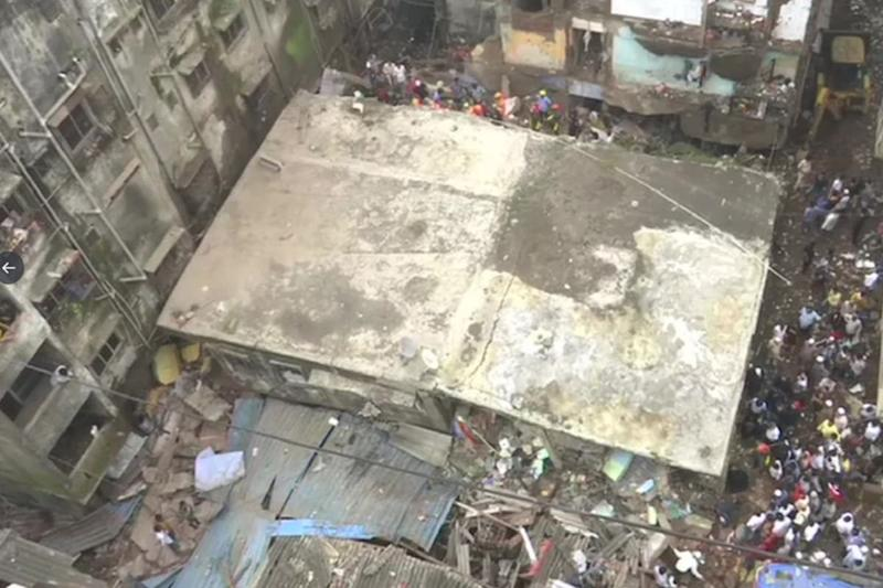 Bhiwandi Building Collapse: Death Toll Rises to 20, Rescue Ops Underway 24 Hrs After Incident