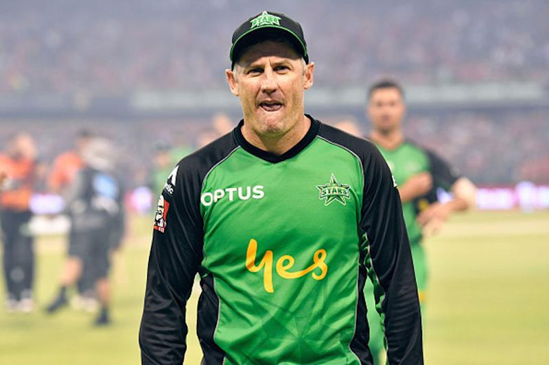 Melbourne Stars Coach David Hussey Fined For Comments About Using Spikes on Pitch