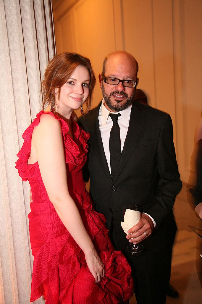 David Cross with Amber Tamblyn at a WHCD afterparty in 2009. He revealed he did cocaine under the table at the dinner earlier in the night.David Cross with Amber Tamblyn at a WHCD afterparty in 2009. He revealed he did cocaine under the table at the dinner earlier in the night.(Photo by Niche Media/WireImage)