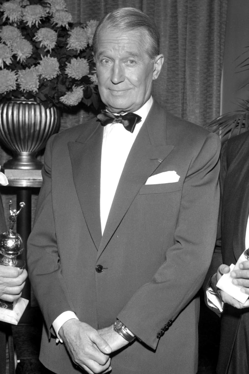 <p>Actor Maurice Chevalier won the Cecil B. DeMille Award in 1959.</p>