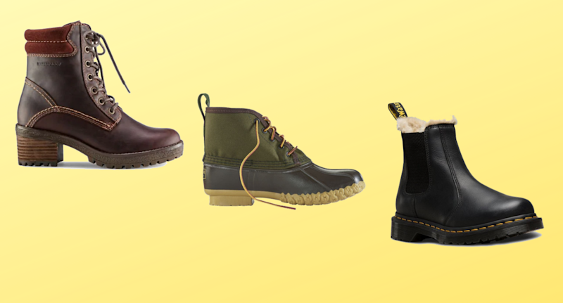 The best boots to stock up on for fall.