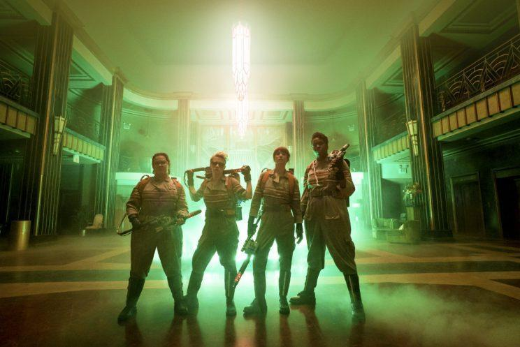 Surprise... Director Paul Feig revisits the backlash that his remake of Ghostbusters caused - Credit: Sony Pictures