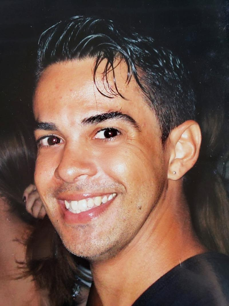 edson brandao in his 20s