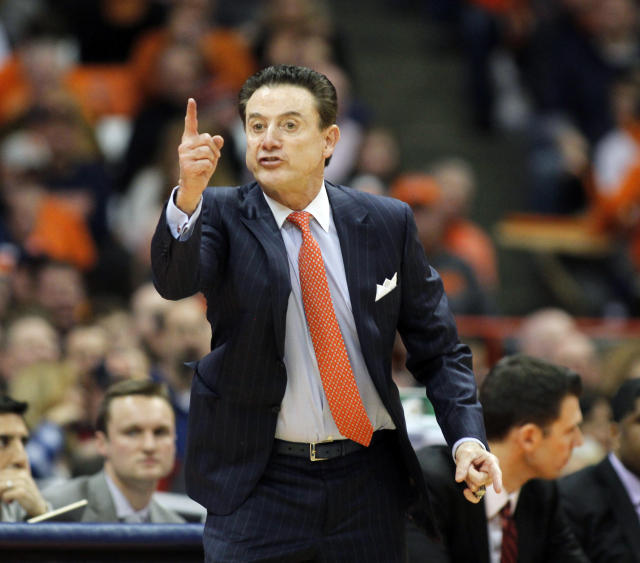 Rick Pitino is suing the University of Louisville after he was fired in October. (AP)