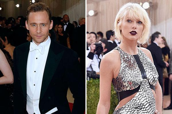 Tom Hiddleston explains that adorable dance with Taylor Swift