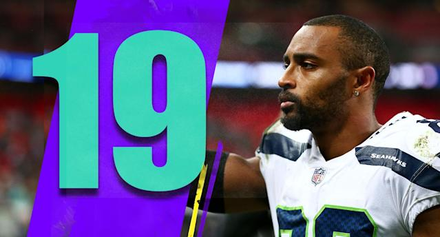 <p>Doug Baldwin's 91-yard day was huge for Seattle. Tyler Lockett has finally found consistency and if Baldwin is back to himself, it gives the Seahawks' passing game a chance. Baldwin gets a bye week to get even healthier, too. (Doug Baldwin) </p>