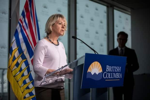 Henry has become the public face of B.C.'s pandemic response with Dix by her side, while Premier John Horgan has been largely absent from her briefings.