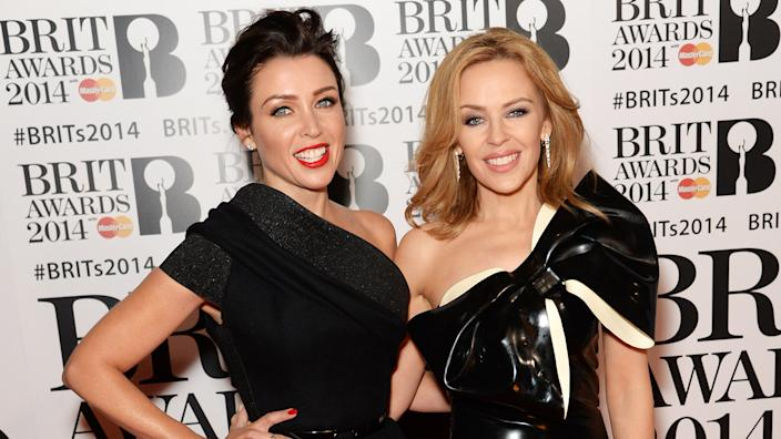 Dannii Minogue reveals that sometimes even her parents cannot tell her and Kylie apart on the phone! (Image: Getty Images)