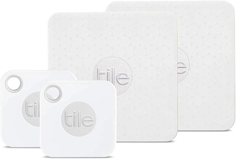 Tile Mate and Tile Slim - 4 Pack