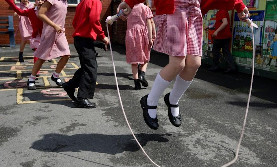 Long Covid symptoms in children rarely persist beyond 12 weeks, study suggests (Dave Thompson/PA) (PA Archive)