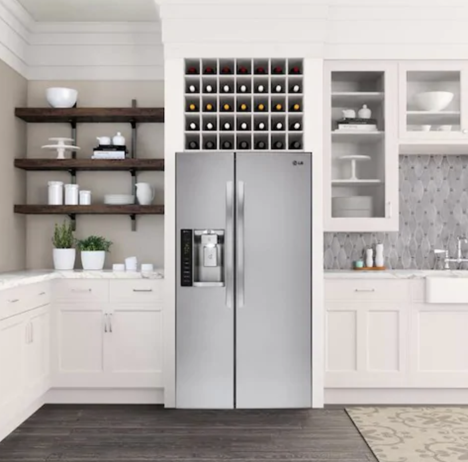 """<p>Are you tired of appliance sales yet? We hope not, because Lowe's has some of the best savings you can get this holiday. Select appliances are 40% off, meaning you can save big on this <a href=""""https://go.redirectingat.com?id=74968X1596630&url=https%3A%2F%2Fwww.lowes.com%2Fpd%2FLG-26-2-cu-ft-Side-by-Side-Refrigerator-with-Ice-Maker-Stainless-Steel%2F50270241&sref=https%3A%2F%2Fwww.delish.com%2Ffood-news%2Fg33002409%2Fbest-4th-of-july-sales-2020%2F"""" rel=""""nofollow noopener"""" target=""""_blank"""" data-ylk=""""slk:LG Side-by-Side Refrigerator"""" class=""""link rapid-noclick-resp"""">LG Side-by-Side Refrigerator</a> or a <a href=""""https://go.redirectingat.com?id=74968X1596630&url=https%3A%2F%2Fwww.lowes.com%2Fpd%2FWeber-Spirit-E-310-Black-Porcelain-Enamel-3-Burner-Liquid-Propane-Gas-Grill%2F3881659&sref=https%3A%2F%2Fwww.delish.com%2Ffood-news%2Fg33002409%2Fbest-4th-of-july-sales-2020%2F"""" rel=""""nofollow noopener"""" target=""""_blank"""" data-ylk=""""slk:Weber Black Porcelain Propane Gas Gril"""" class=""""link rapid-noclick-resp"""">Weber Black Porcelain Propane Gas Gril</a>l.</p><p><a class=""""link rapid-noclick-resp"""" href=""""https://go.redirectingat.com?id=74968X1596630&url=https%3A%2F%2Fwww.lowes.com%2Fl%2Ffourth-of-july-deals.html&sref=https%3A%2F%2Fwww.delish.com%2Ffood-news%2Fg33002409%2Fbest-4th-of-july-sales-2020%2F"""" rel=""""nofollow noopener"""" target=""""_blank"""" data-ylk=""""slk:SHOP THE SALE"""">SHOP THE SALE</a></p>"""