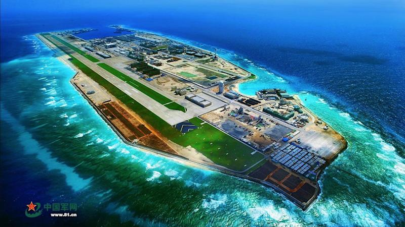 China opens maritime rescue center in West Philippine Sea