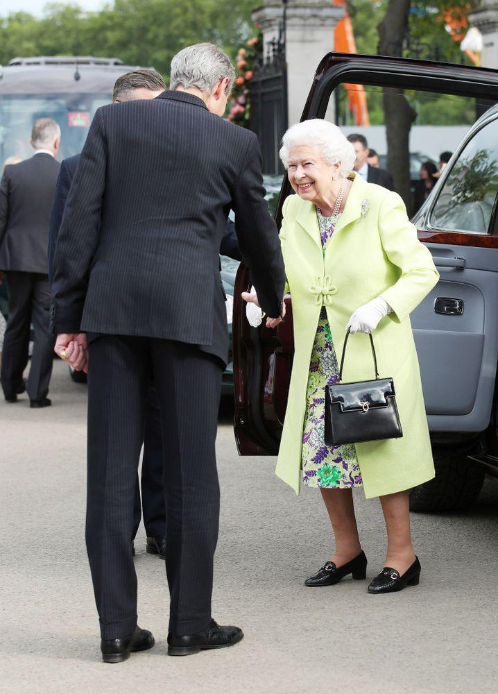 Queen Elizabeth | Press Association via AP