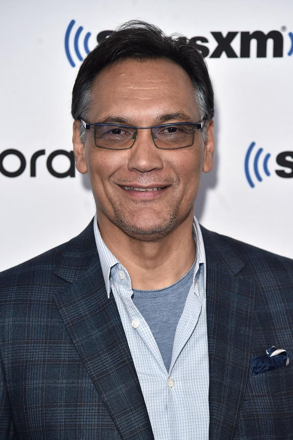 <p>You definitely recognize the face of this long-time actor! Smits plays Kevin Rosario, Nina's overprotective father, who owns his own taxi cab service.</p>